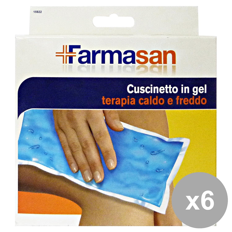 Set 6 Cuscinetto Caldo-Freddo 15922 Bandagen und Körperpflege