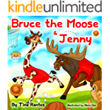 """BRUCE THE MOOSE & JENNY"": Teaches Children The Importance Of Friendship"