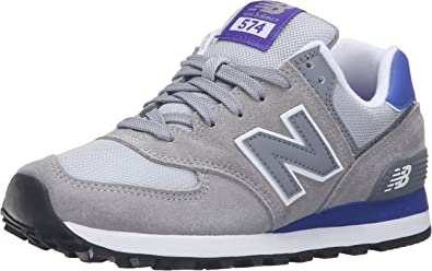 utterly stylish the latest 100% high quality New Balance 574, Chaussures de Running Entrainement Femme: Amazon ...