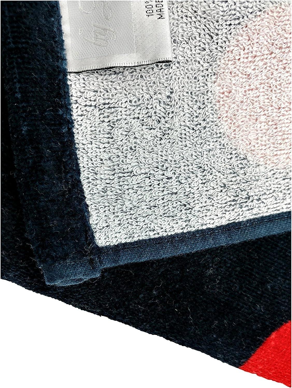 Hotel /& Spa Towel 100/% Ring Spun Cotton Pool Beach Striped Towels 35 x 70 360GSM