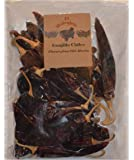 Guajillo Mexican Whole Dried Chile- 8oz Resealable Bag - El Molcajete Brand