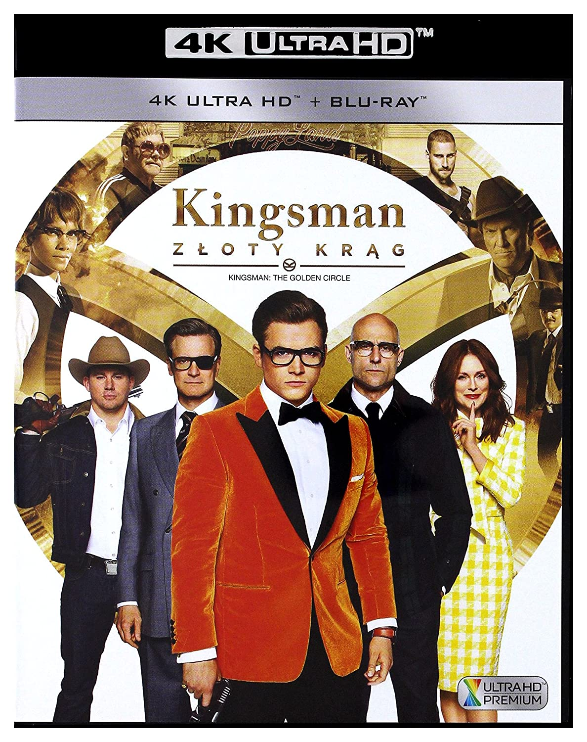 watch the kingsman the golden circle free
