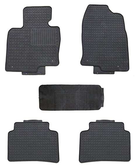 Tmb All Weather Floor Mats For Mazda Cx 5 2017