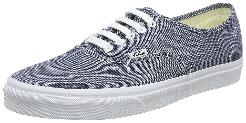 Vans Authentic, Zapatillas Para Mujer 35 EU|Azul (Jersey)