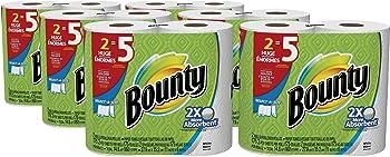 12-Pk. Bounty Huge Roll Paper Towel