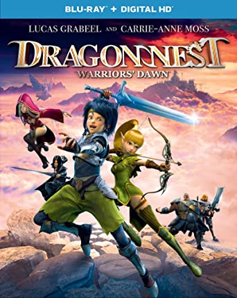 dragon nest warriors dawn game