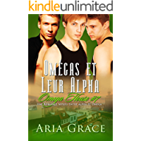 Omegas et Leur Alpha: M/M Non Shifter MPreg Romance (Omega House t. 7) (French Edition) book cover