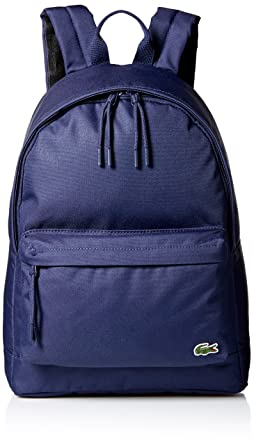 c55fb5191db5 Amazon.com  Lacoste Men s Neocroc Backpack