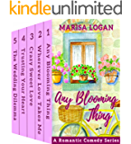 Any Blooming Thing: A Multicultural Romantic Comedy Series