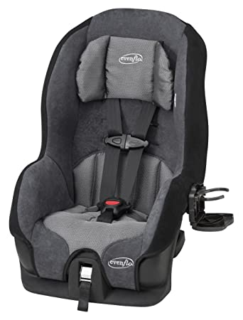 Amazon.com : Evenflo Tribute LX Convertible Car Seat, Saturn ...