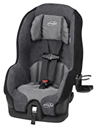 The Evenflo Tribute LX Convertible Car Seat, Saturn
