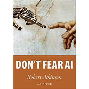 Don't fear AI (Big Ideas Book 2)