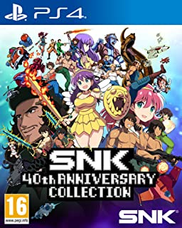 SNK 40th Anniversary Collection: Amazon.es: Videojuegos
