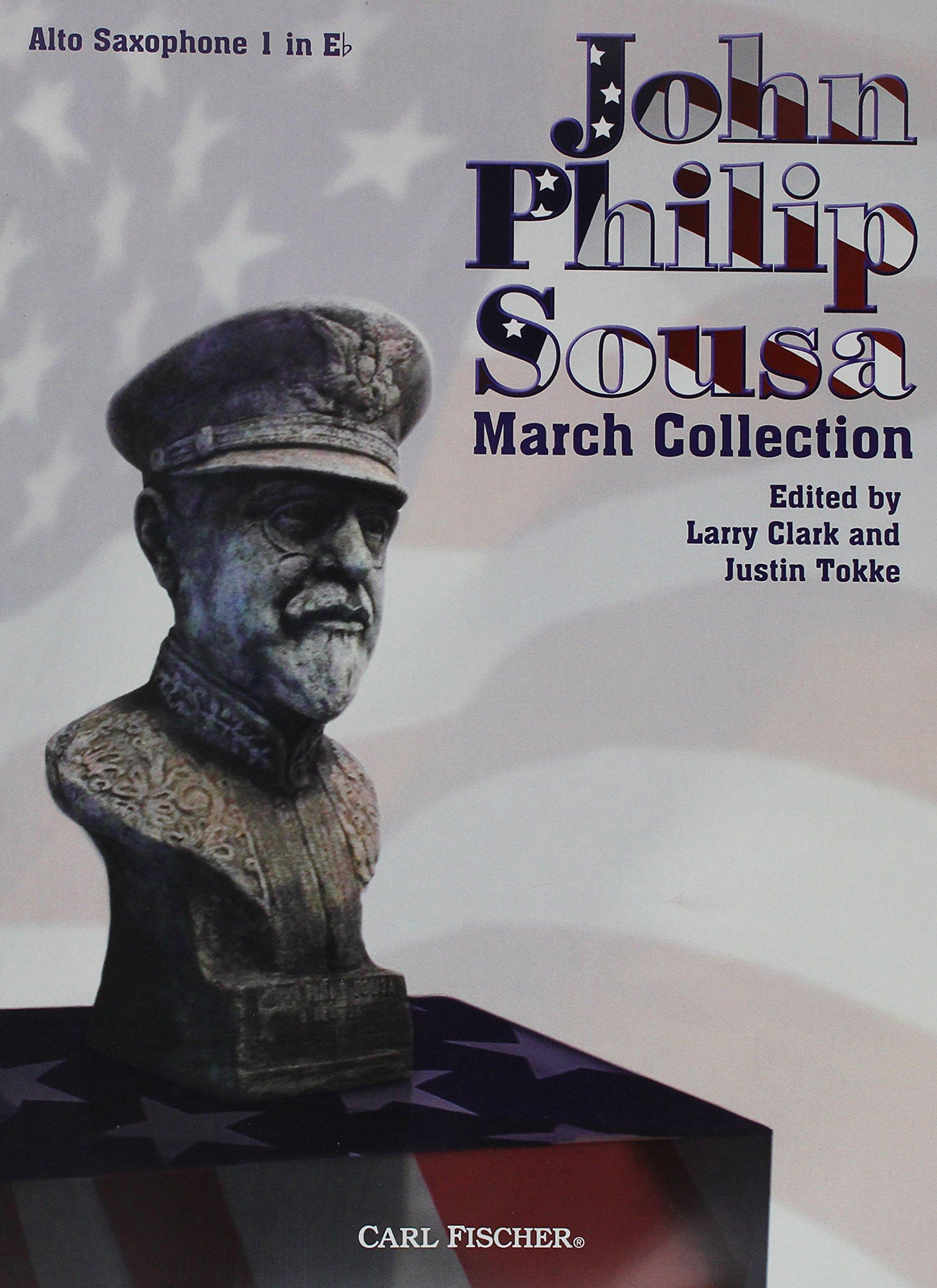 John Philip Sousa March Collection - Alto Sax 1