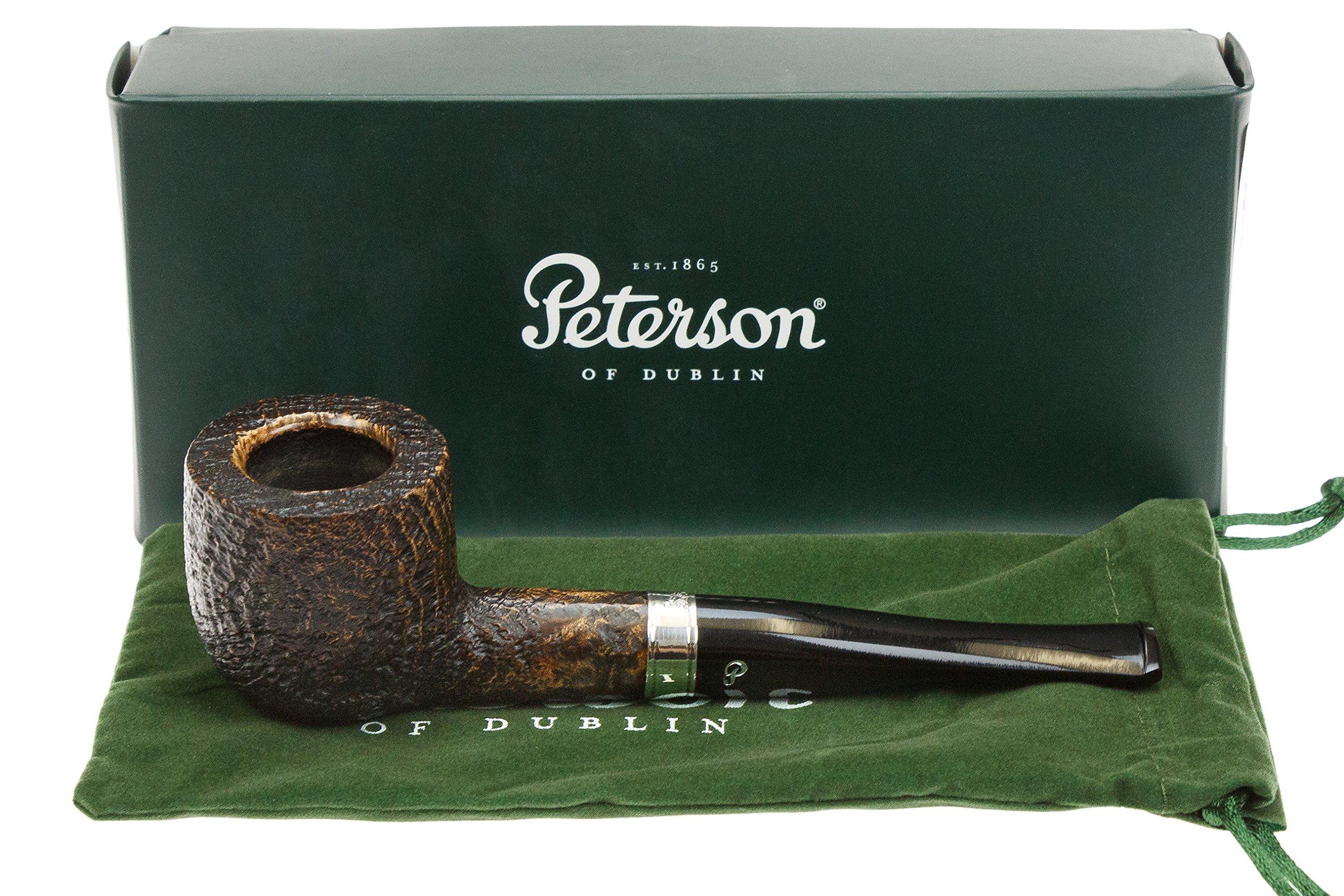 Peterson Dublin Castle 606 Tobacco Pipe by Peterson
