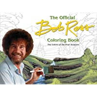 Bob Ross: The Four Seasons Coloring Book: The Colors of the Four Seasons