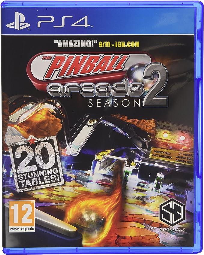 The Pinball Arcade Season 2: Amazon.es: Videojuegos