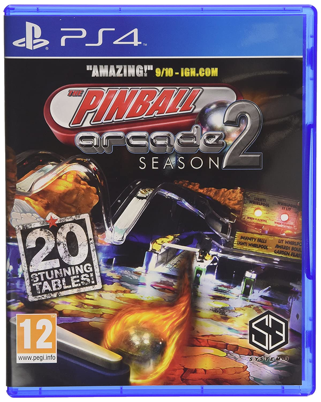 The Pinball Arcade: Season 2
