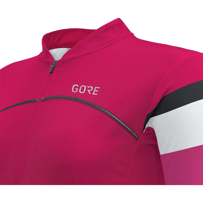 GORE Wear Womens Breathable Road Bike Short Sleeve Jersey GORE Wear C5 Women Jersey 100205