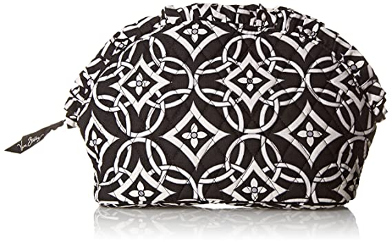 Amazon.com  Vera Bradley Large Ruffle Cosmetic Bag 50a4e119e4815