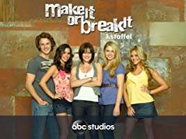 Make It Or Break It - Staffel 1
