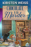 Chocolate a'la Murder (A Perfectly Proper Paranormal Museum Mystery Book 4)