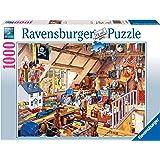 Ravensburger Grandma's Attic - 1000 Pieces Puzzle