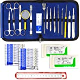 39 Pcs Advanced Dissection Kit - For Botany veterinary Medical Student Full Dissection Kit Set with Stainless Steel…