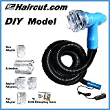 Haircut Do It Yourself Robocut Vacuum Haircutter with Buzz Adapter