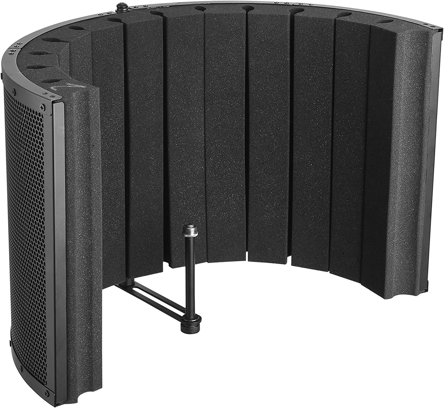 """MICBOOTH-911 PLEASE READ!! Portable Stand-In BOOTH W// Light 80/"""" High"""