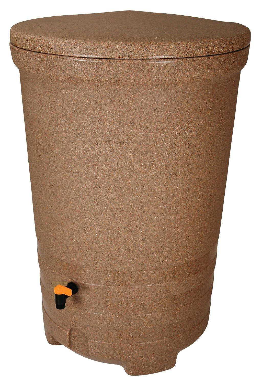 Fiskars 58 GallonSalsa Rain Barrel System with Diverter