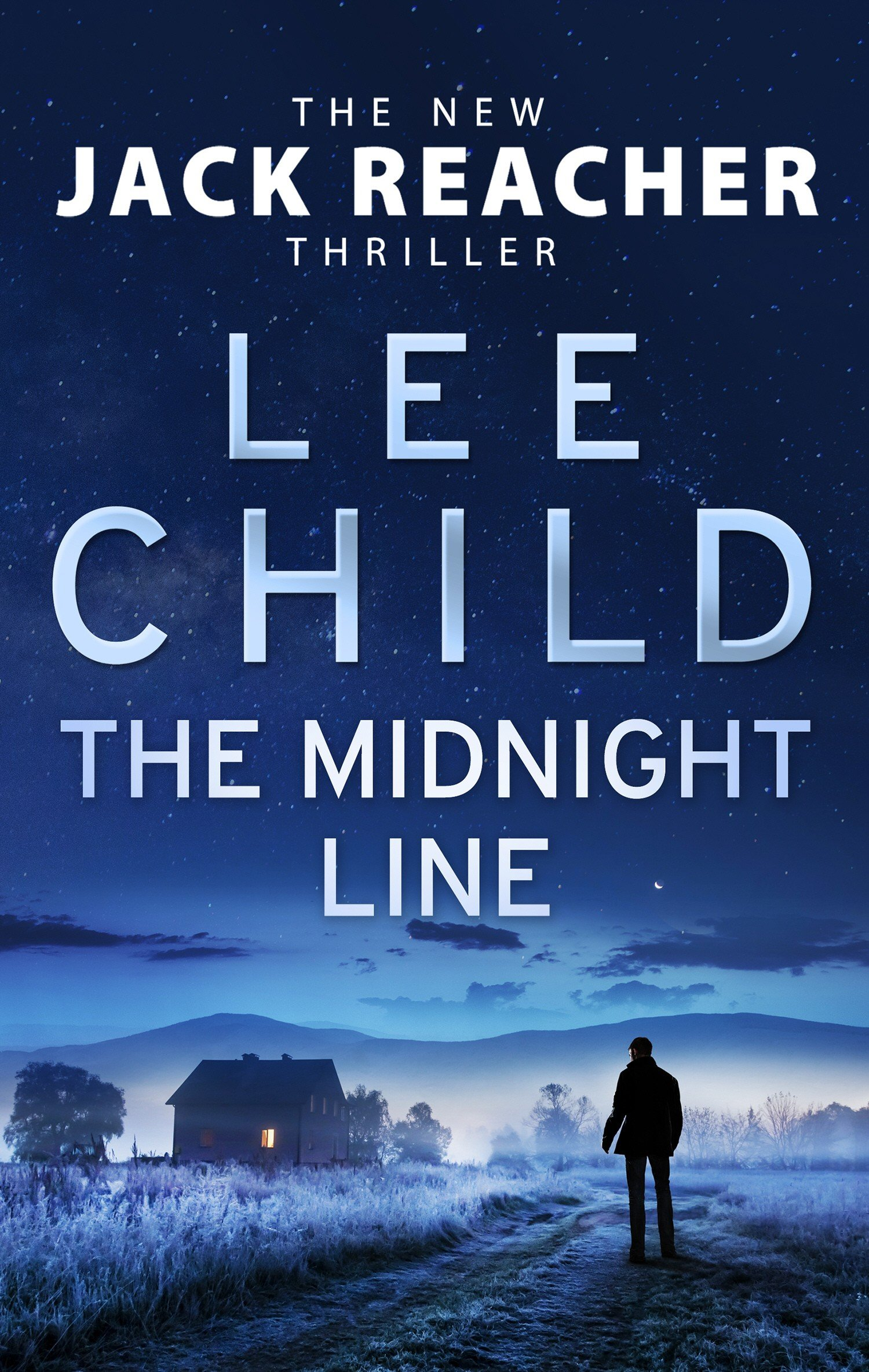 Cover: Lee Child The Midnight Line