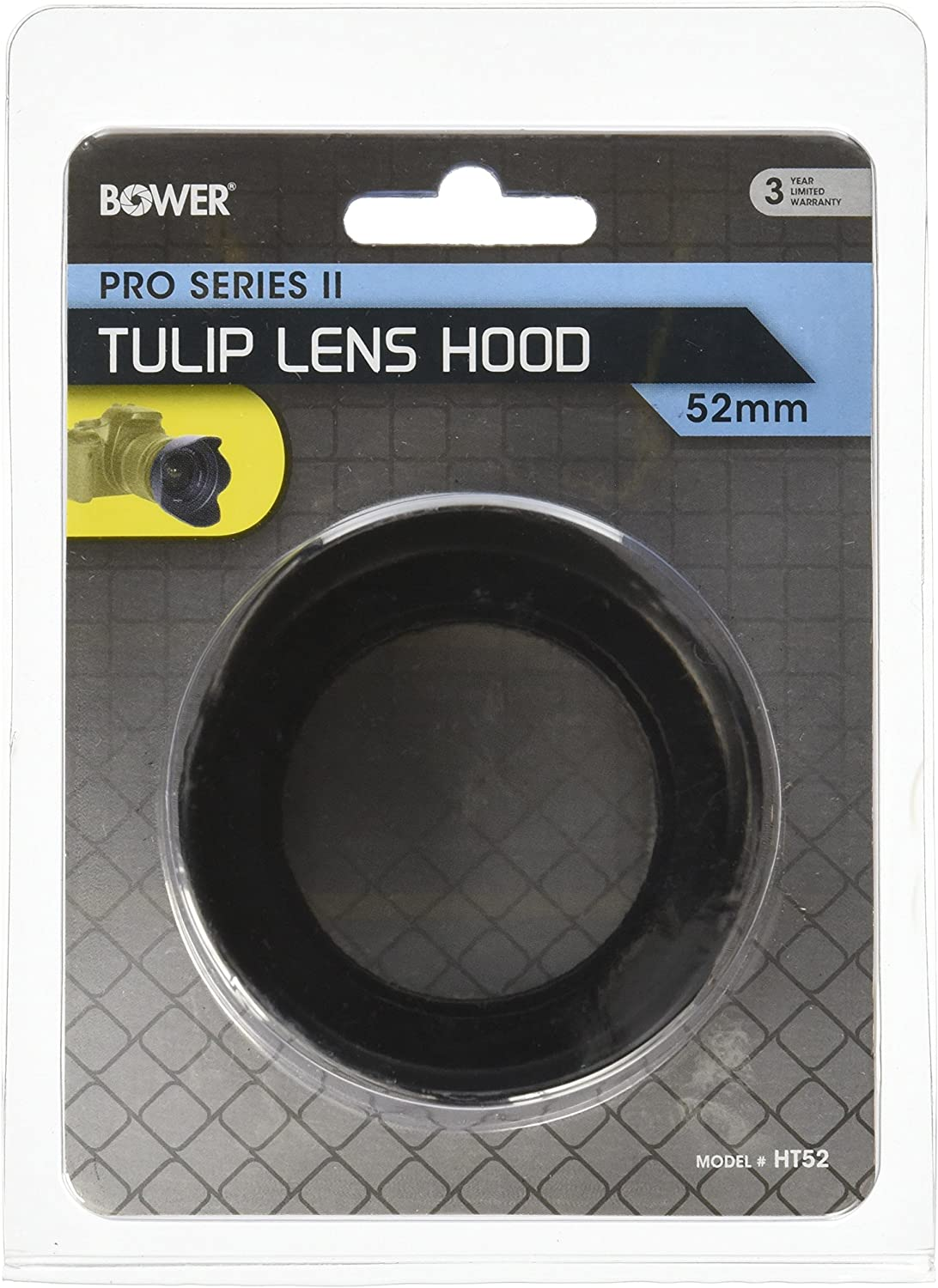 Bower HT52 Tulip Hood Is Made