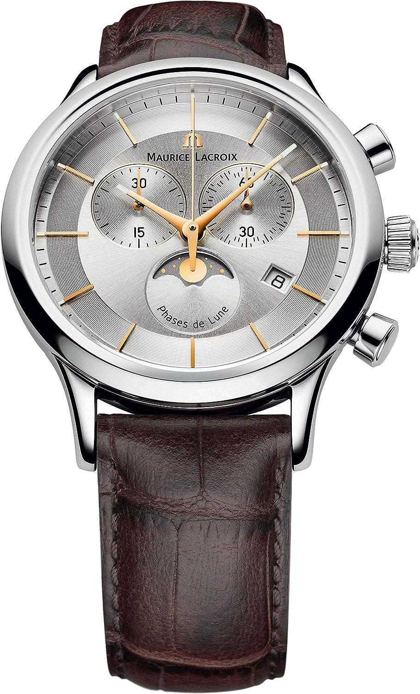 モーリス ラクロア Maurice Lacroix 腕時計 Men's Les Classiques LC1148-SS001132  並行輸入品 B00LAOGD06