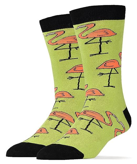 Amazon.com: OOOH YEAH calcetines hombres Crew algodón en ...