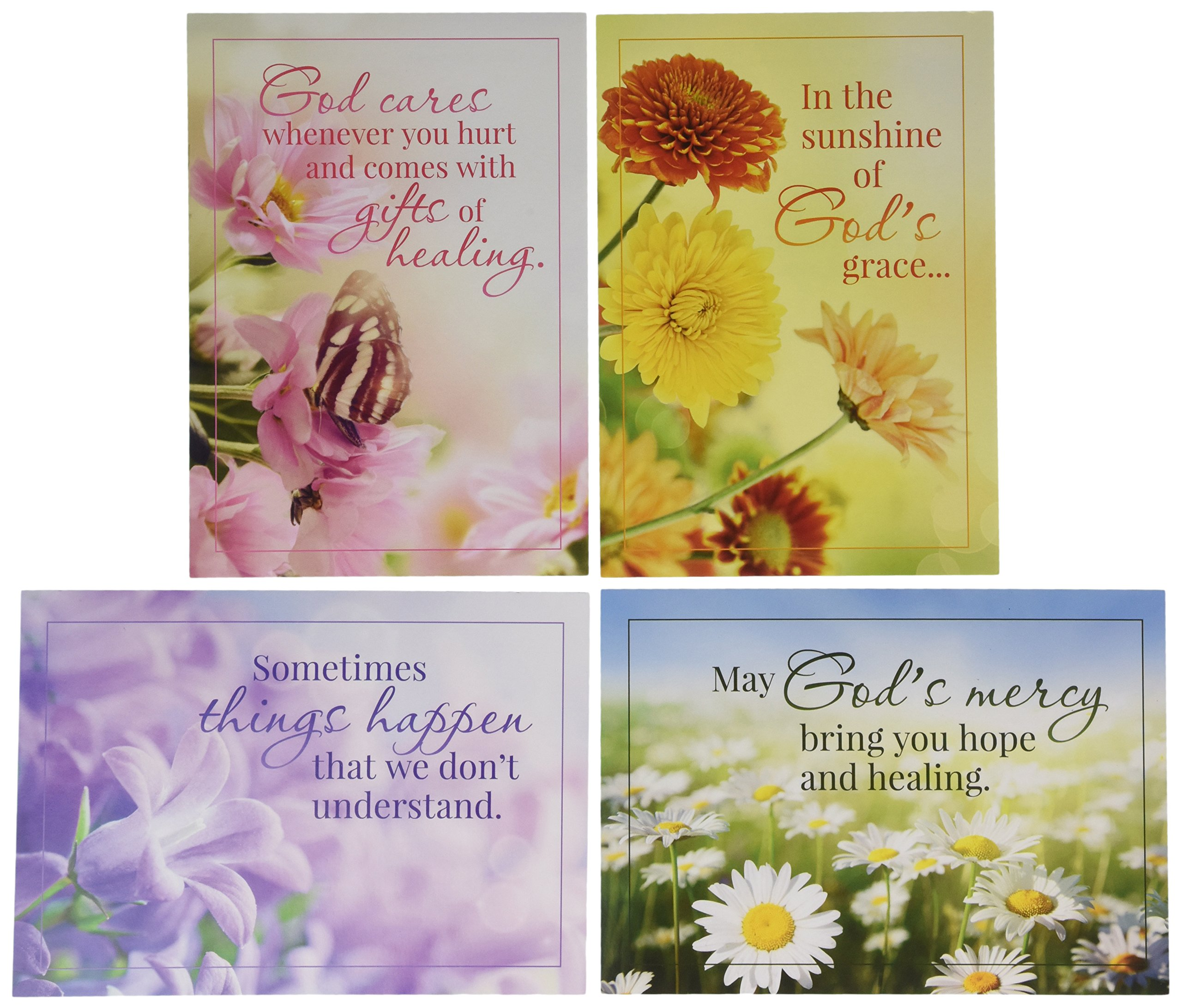 Amazon A New Morning Kjv Scripture Greeting Cards Boxed