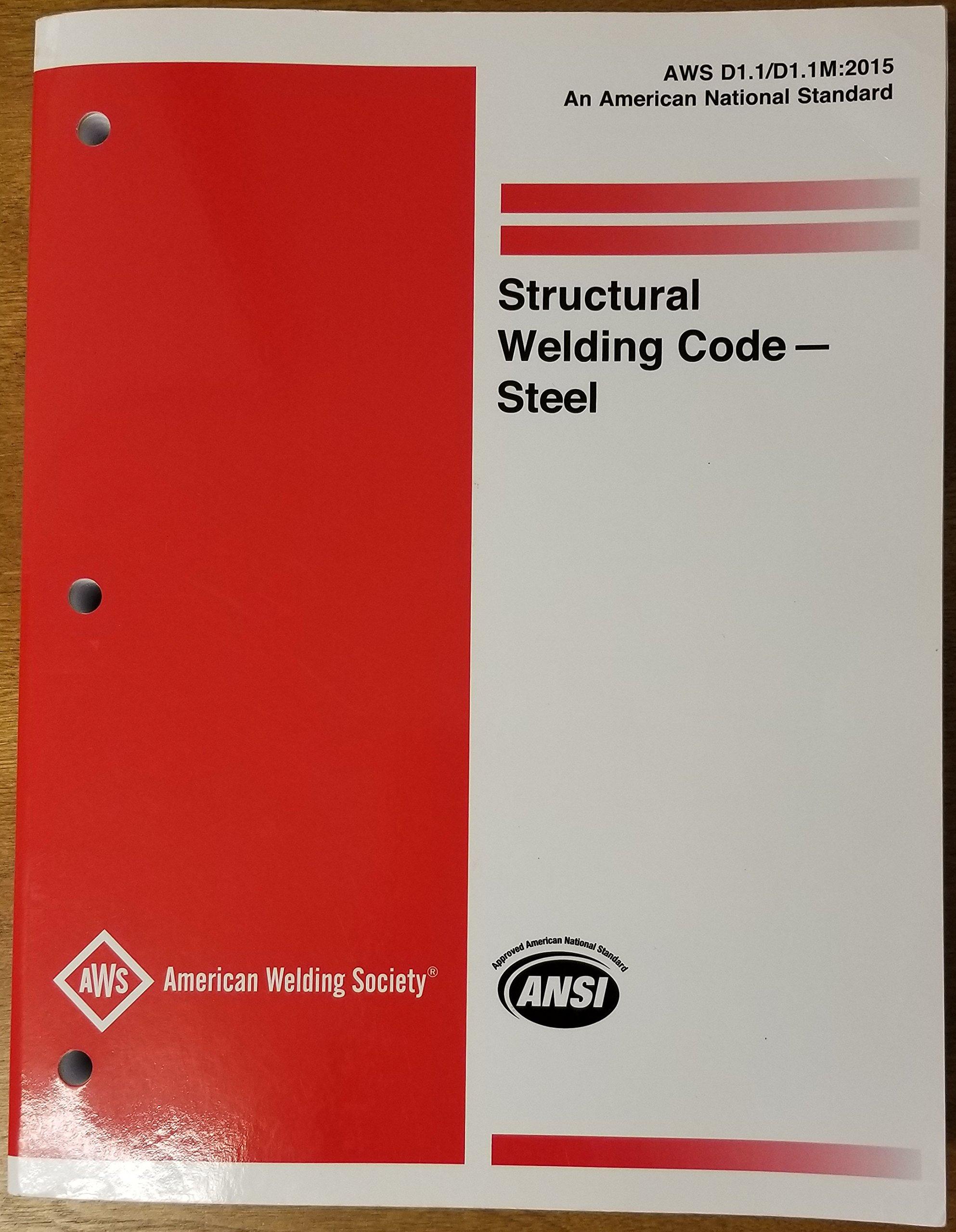 Aws D11d11m2015 Structural Welding Code Steel Aws