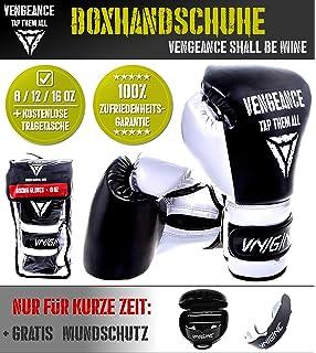 +gratis Ausgezeichnete Vengeance Premium Boxhandschuhe In QualitäT