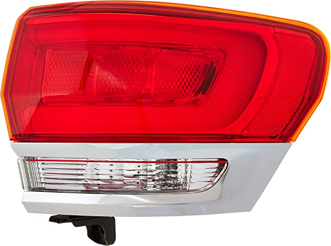 TYC 11-11186-90 Audi A4 Replacement Tail Lamp