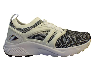 Lotto Damen Breeze Optic W Fitnessschuhe, Weiß (WHT/Blk 020), 40.5 EU