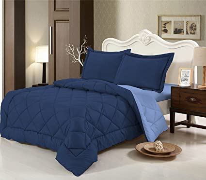 College Dorm Bedding U0026 Bath: Comforter, Sheets, Towels  10 PC. Set