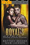 Royal's Pretend Mocha Princess (A BWWM Romance)