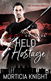 Held Hostage (Sin City Uniforms Book 4)