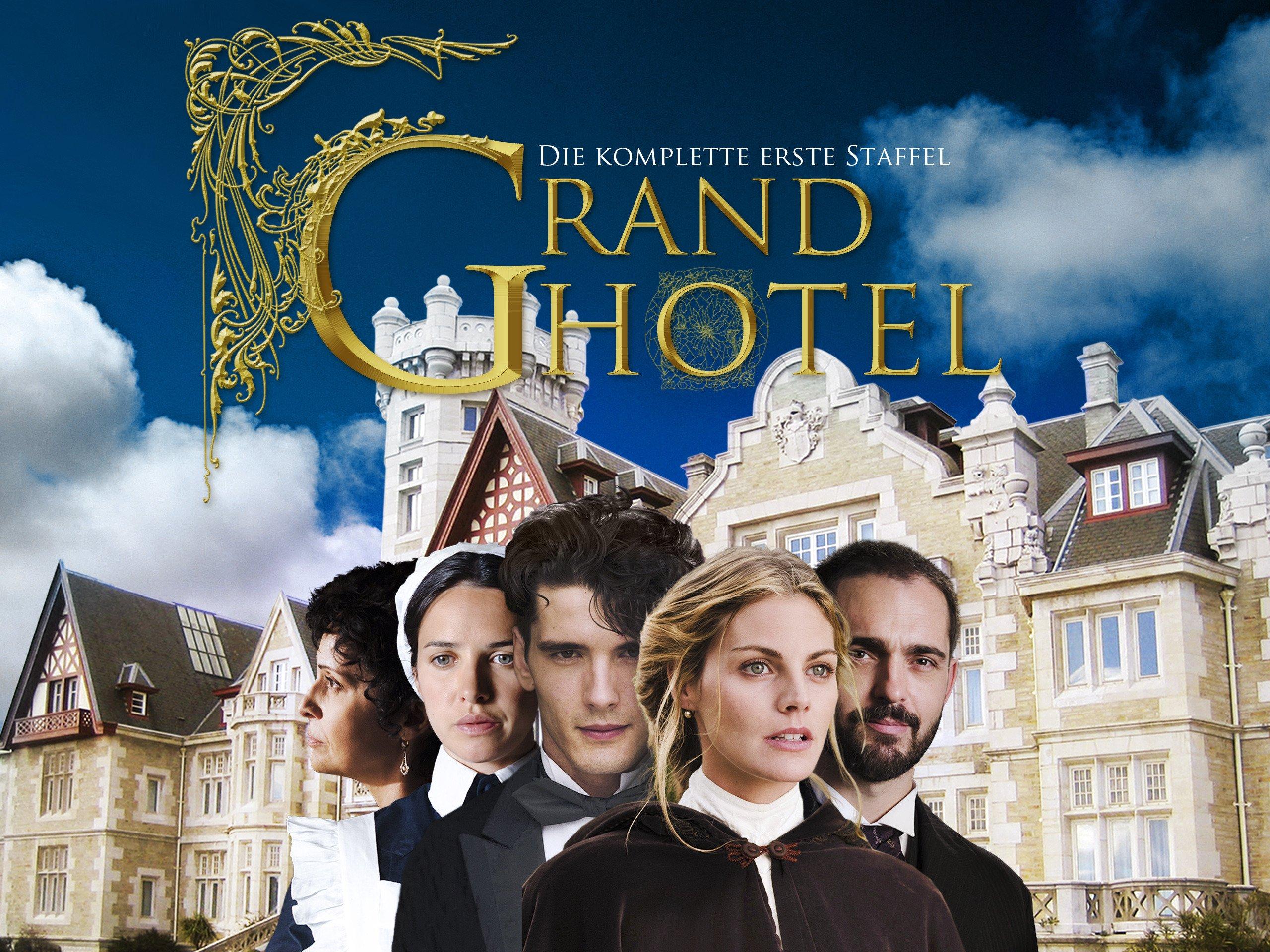 Grand Hotel Staffel 1