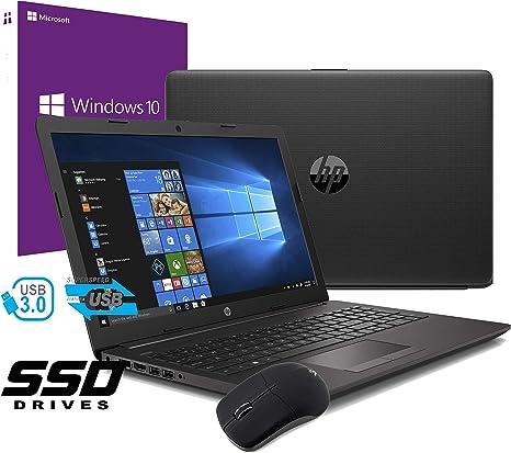Notebook PC portátil HP 255 G7 pantalla de 15,6 pulgadas Cpu Amd ...