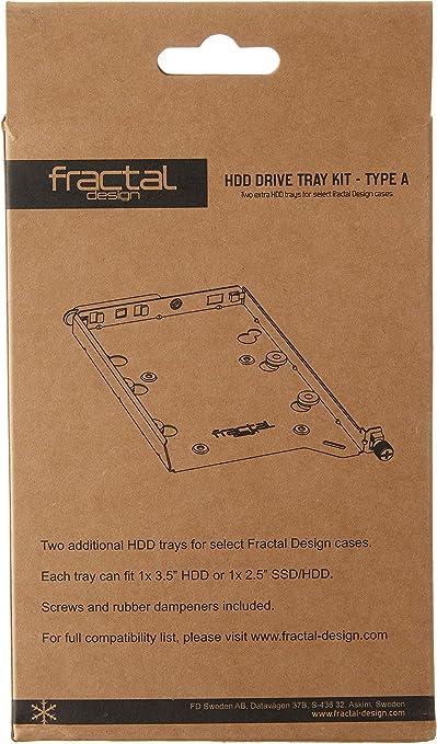 Fractal Design Festplattenrahmen Set Typ A Computer Zubehör