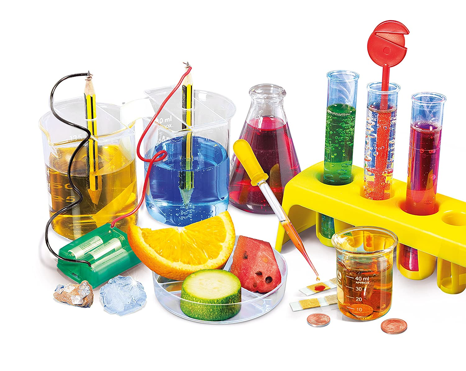 Clementoni 61284 The Chemistry - Kit de Ciencias de ...