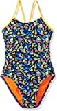 TYR Women's Costa Mesa Cutoutfit Swimming One Piece