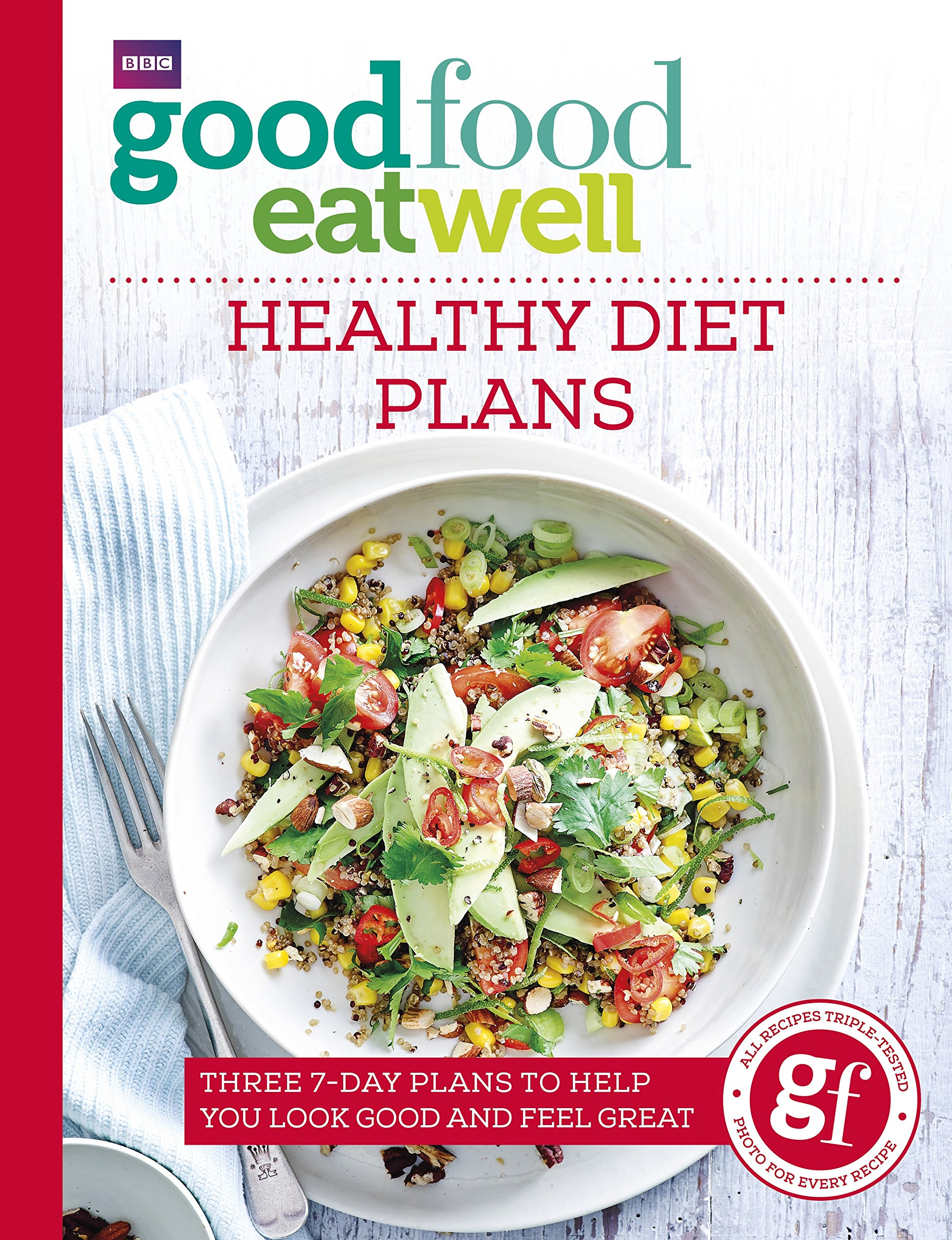 Good Food Eat Well Healthy Diet Plans Amazon Co Uk Good Food Guides 9781785940743 Books