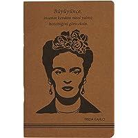 Frida Kahlo 1 - Kraft Defter